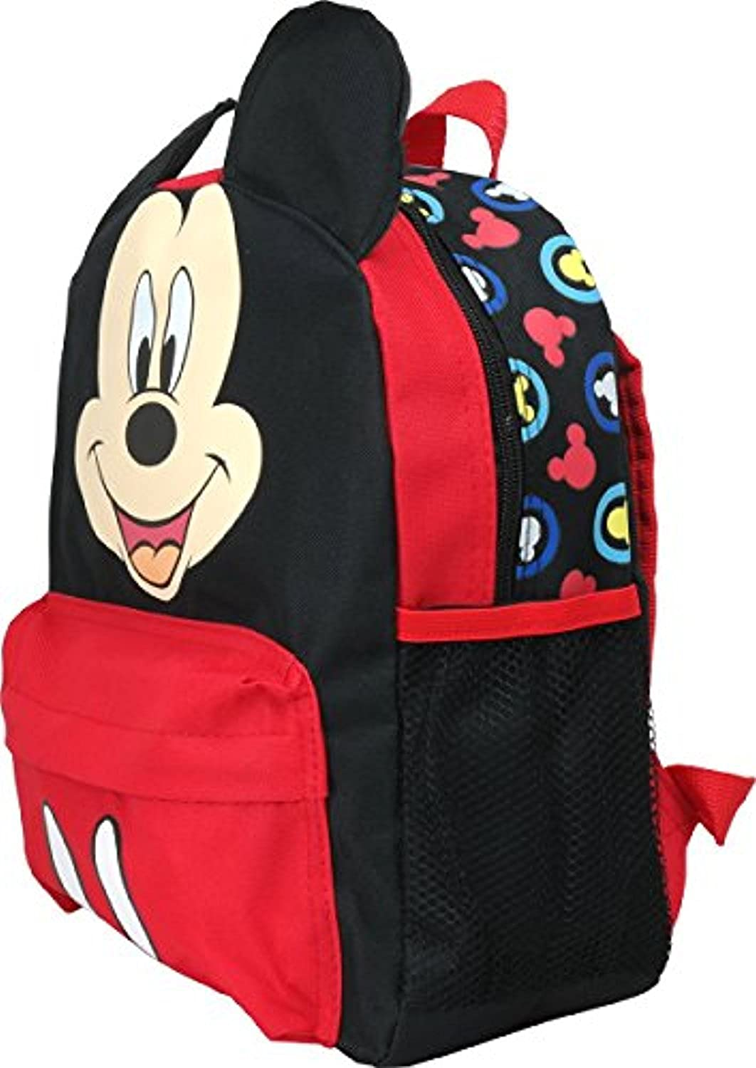 "Mickey Mouse Club House 3 D Ears Toddler 12"" Mini Backpack by Disney"