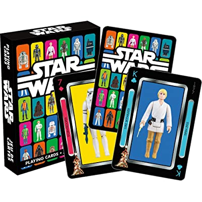 Aquarius Star Wars Kenner Toys Playing Cards: Toys & Games