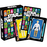 Star Wars Playing Cards - Kenner Toys Action Figures Themed Deck of Cards for Your Favorite Card Games - Officially…