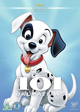 101 Dalmatians Dvd 1961 Amazon Co Uk Wolfgang Reitherman Hamilton Luske Clyde Geronimi Walt Disney Bill Peet Dvd Blu Ray