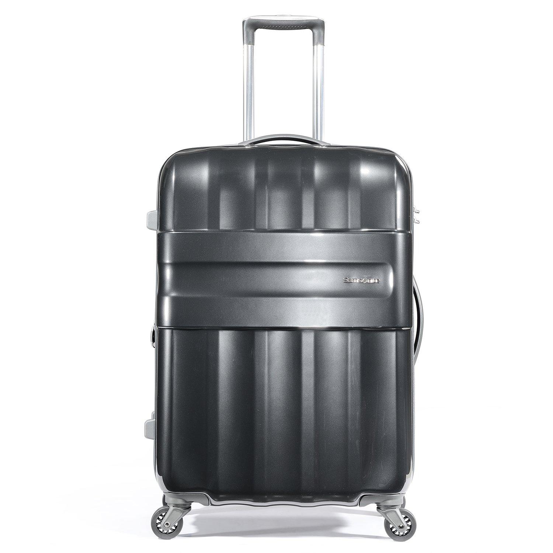[サムソナイト] スーツケース アーメット スピナー66 63L-75L (旧モデル) B014QI6X20 チャコール チャコール