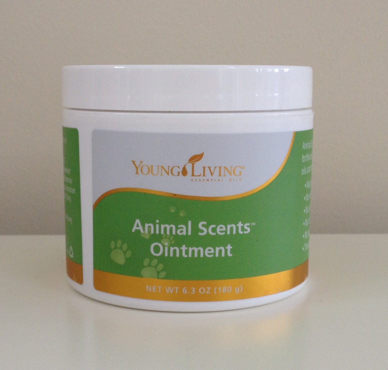 Animal Scents Pet Skin Ointment by Young Living Essentials - 6.3 oz. by Young Living (Image #1)