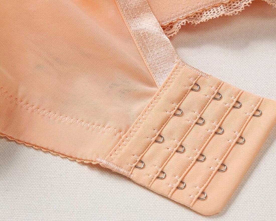 Hmarkt Womens Adjustable Maternity Wireless Nursing Comfort for Breastfeeding Bras