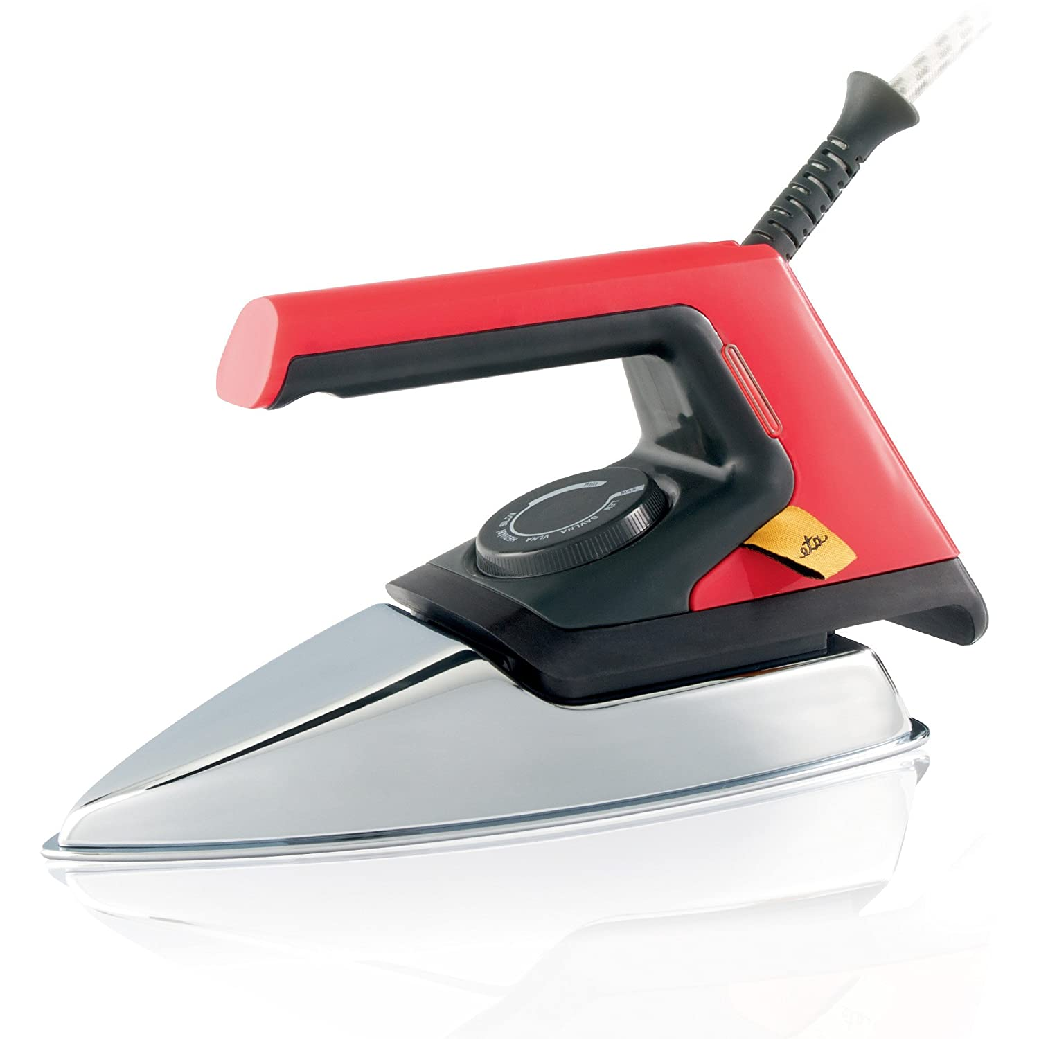 ETA 7246 Traditional Dry Iron, 1000 W - Red