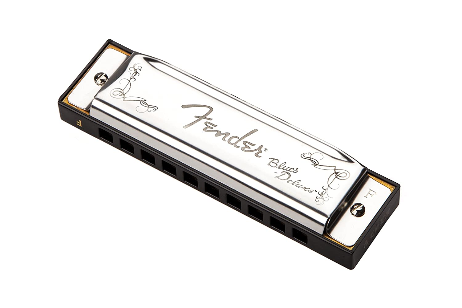 Fender 099 0701 005 Blues Deluxe Harmonica F 0990701005