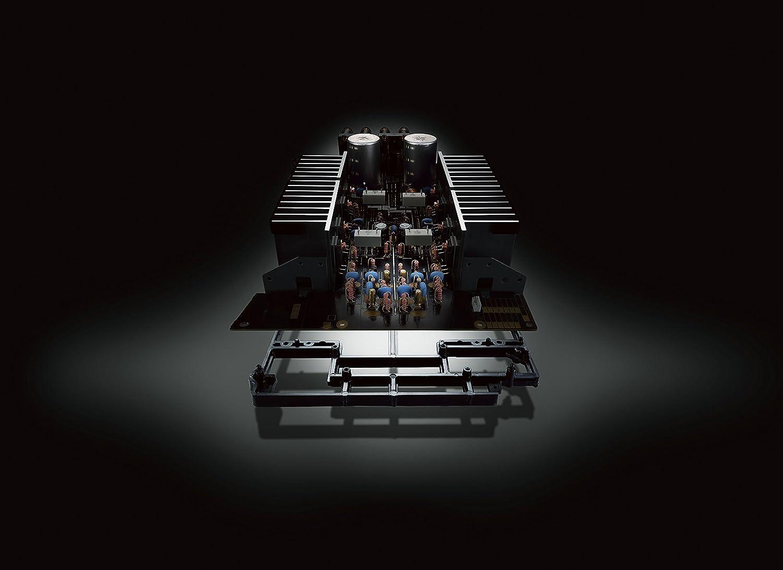 color plateado Yamaha A-S501 Amplificador integrado est/éreo de 120 W por canal