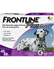 Frontline Plus for Dogs Small Dog Flea and Tick Treatment