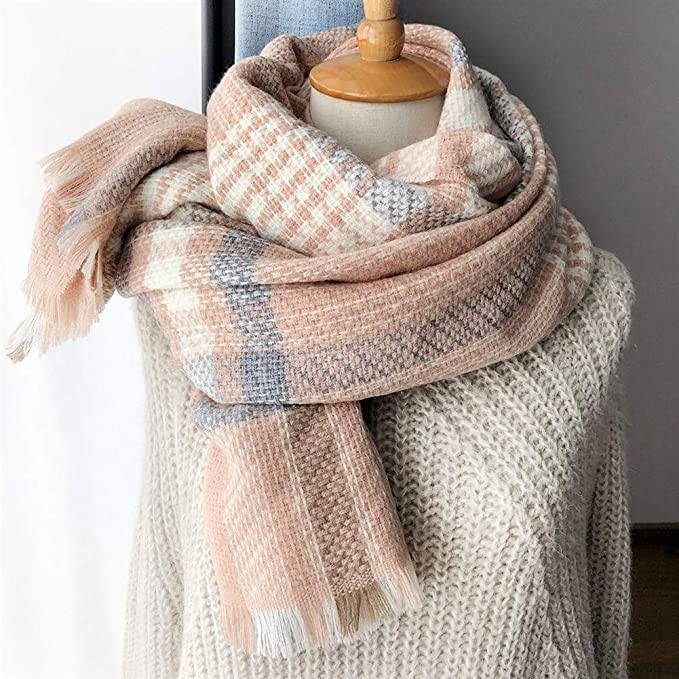 Teamoji Fashion Winter Knit Scarf Forever Collectibles Emoji Double Layer Scarf