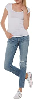 Levi's ® 501 Skinny W Vaquero post modern blues: Amazon.es