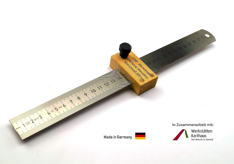 H/être /& Ben /Écharpe professionnelle en h/être et acier inoxydable 300 mm