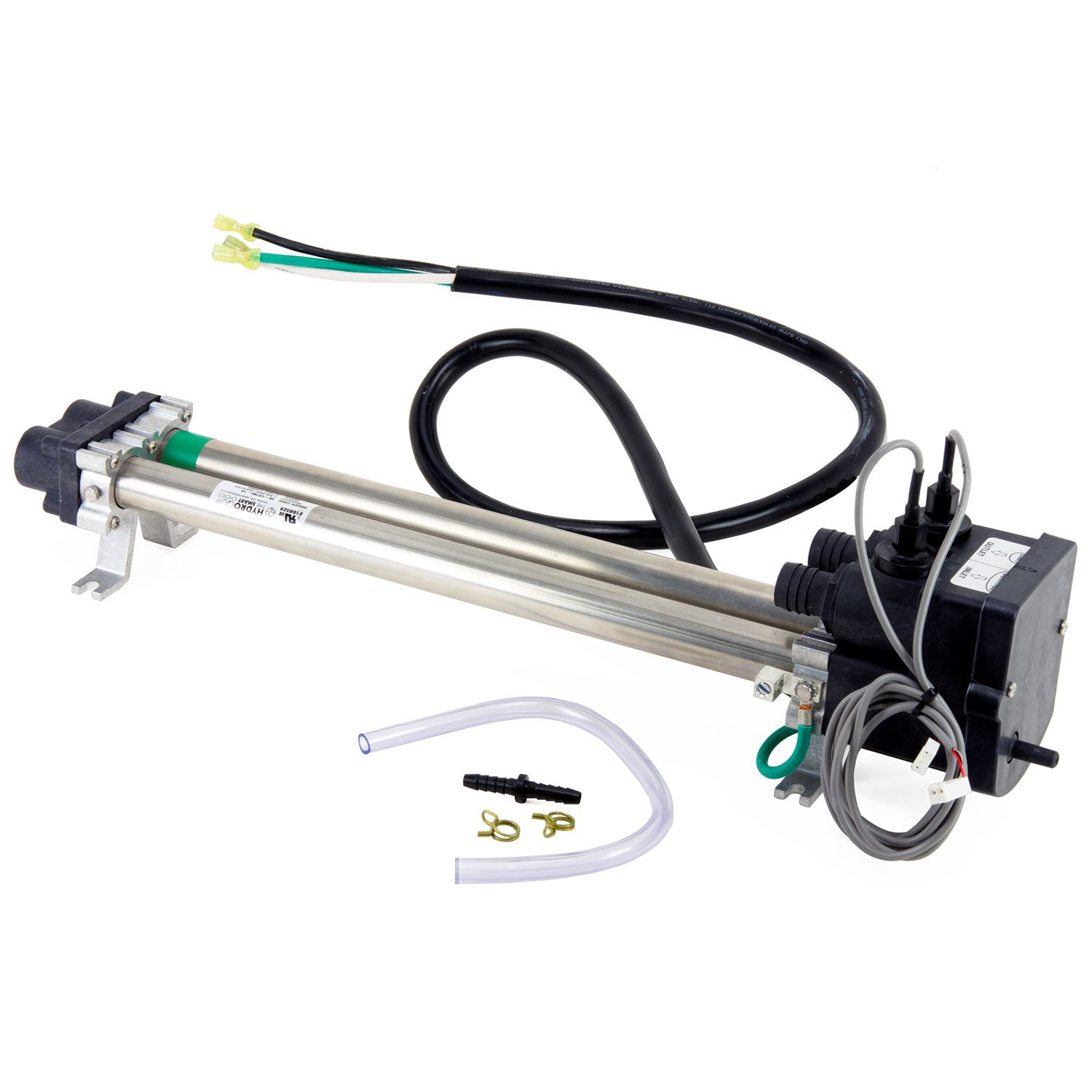 Low-Flow Titanium Heater w/Sensors for Hot Spring/Watkins/Tiger River/Limelight Hot Tub Spa No-Fault 6kW