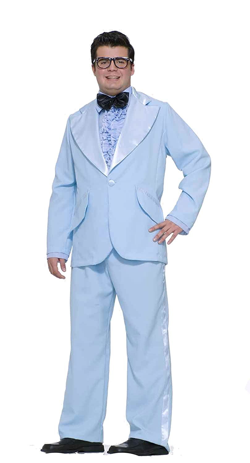 Amazon.com: F61698 (Plus) 70s Prom King F/R: Clothing