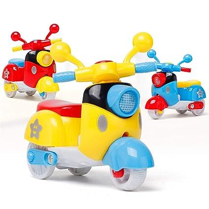 Motocicleta Moto Event Happy Mini Diecast JugueteTensar Frühe CxBeQorWd