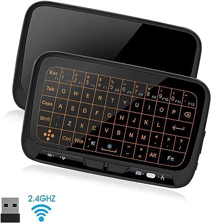 Szilbz Mini Tastatur Wireless Mit Touchpad Smart Tv Computer Zubehör