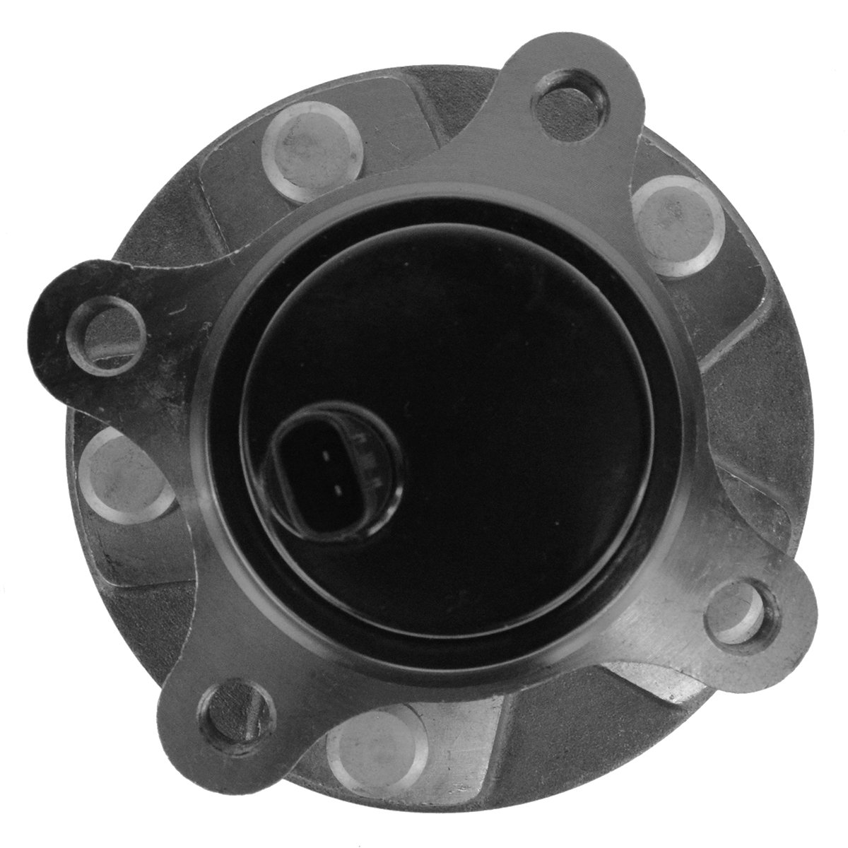 TRQ Wheel Bearing /& Hub Assembly LH Left Driver Side Front for Lexus