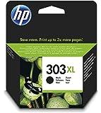 HP T6N04AE 303XL Original Bläckpatron Svart High Yield