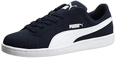 puma sneaker smash buck herrenschuhe schwarz