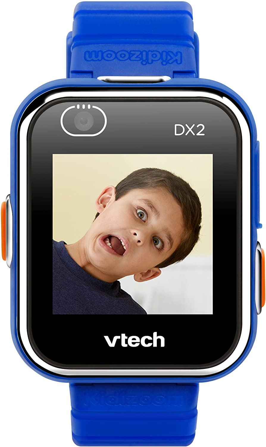 Amazon.com: VTech Kidizoom Smart Watch DX2 Blue: Toys & Games