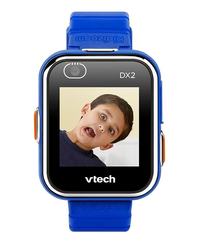 Amazon.com: VTech Kidizoom Smart Watch DX2 Blue: Toys & Games