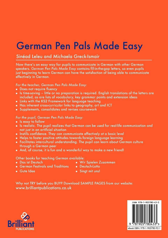 german pen pals