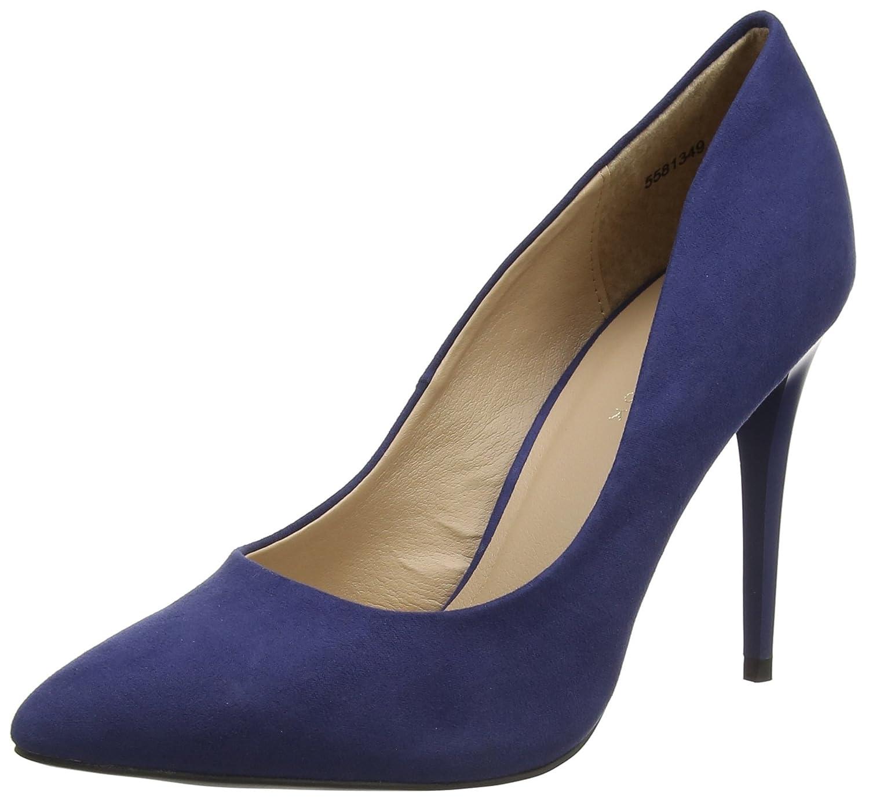TALLA 36 EU. New Look Yummy, Zapatos de tacón con Punta Cerrada para Mujer