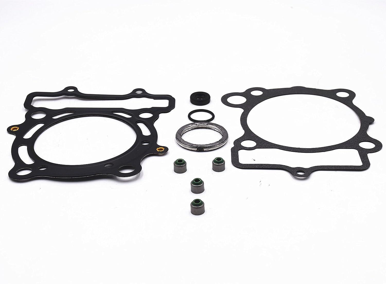 Partman Complete Engine Gasket Kit For Kawasaki KX250F 04-08 Suzuki RMZ250 04-06 Kit NEW
