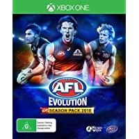 AFL Evolution + Season Pack 2018 (Xbox One)