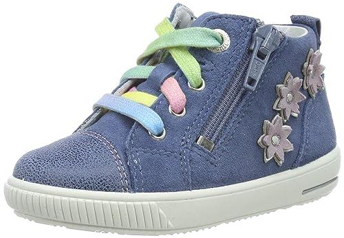 on sale b8eb1 151e2 superfit Baby Mädchen Moppy Sneaker
