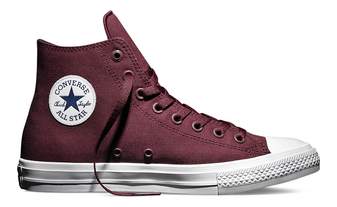 Converse Chuck Taylor All Star II Hi 151087C Black Navy Casual Shoes (11 B(M) US Women9 D(M) US Men'.)