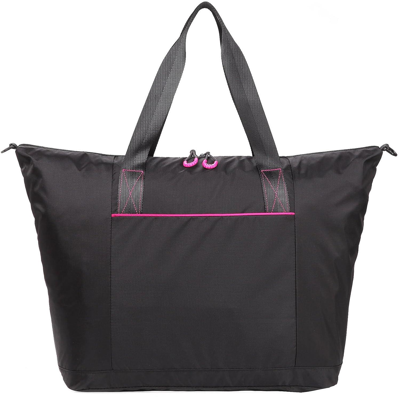 Gym Bag- Yoga Bag- Gym Yoga Tote Bag for Women with Roomy Pockets AMOLAR AM-189