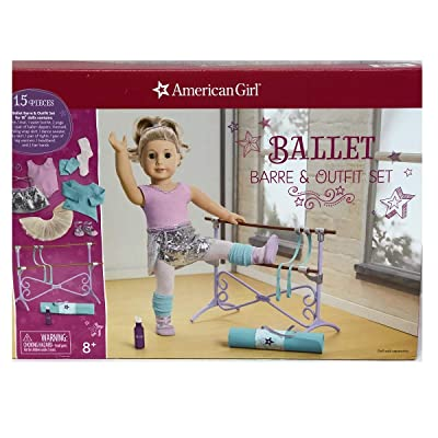 American Girl Barre & Ballet Set 2020: Toys & Games