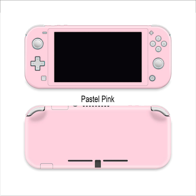 Vinilo Adhesivo para Nintendo Switch Lite 3M, Color Rosa Pastel: Amazon.es: Electrónica