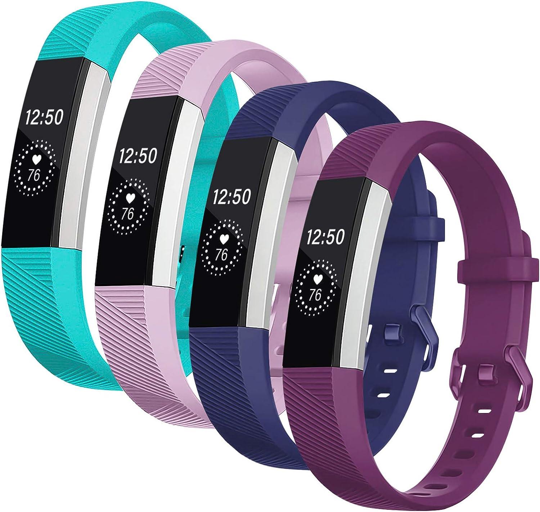 Mallas de reloj para fitbit alta, talle L, colores de foto