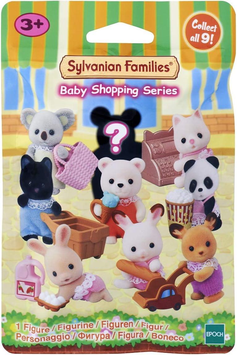 Sylvanian Families-5382 Mini muñecas y accesorios, multicolor (Epoch 5382) , color/modelo surtido