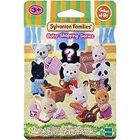 Sylvanian Families-5382 Mini muñecas y accesorios, multicolor (Epoch