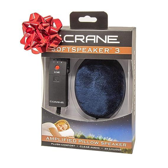 Amazon.com: C. Crane suave altavoz almohada speaker-3 ...