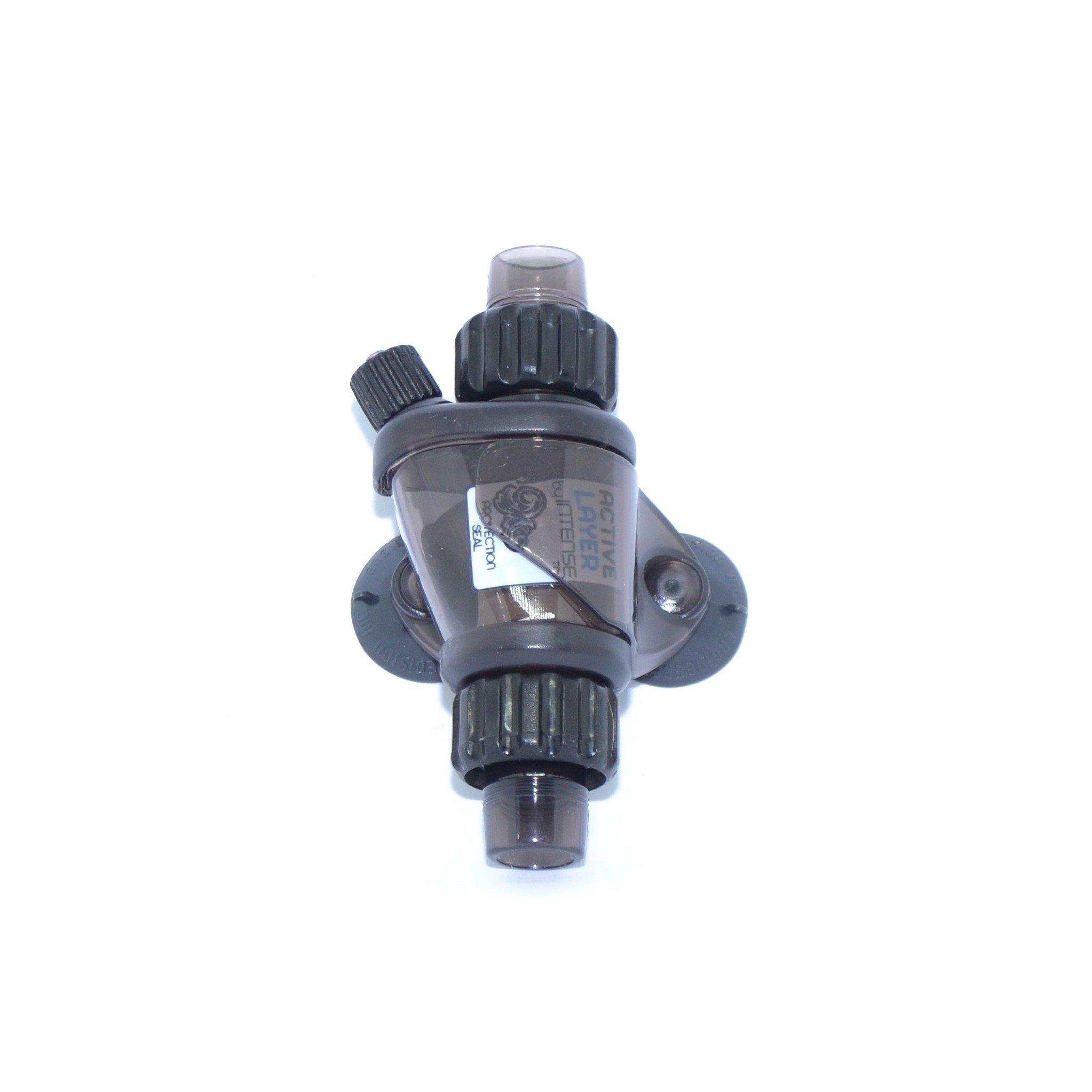 NilocG Aquatics | Intense Atomic Inline Co2 Atomizer Diffuser For Planted Aquariums Tanks (16/22mm(5/8'') Tubing)