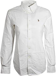 2b428899 Ralph Lauren Womens Oxford Classic Fit Button Down Shirt at Amazon ...