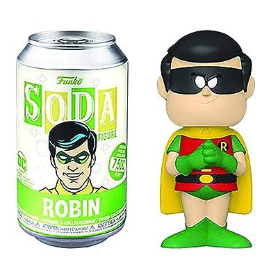 Vinyl Soda: DC - Robin Standard: Toys & Games