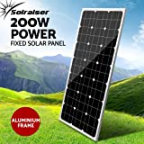 200W Folding Solar Panel, idea for Caravan and Camping