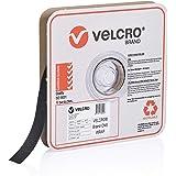 "VELCRO Brand ONE-WRAP - 25 Yard Roll 1"" Wide, Black"