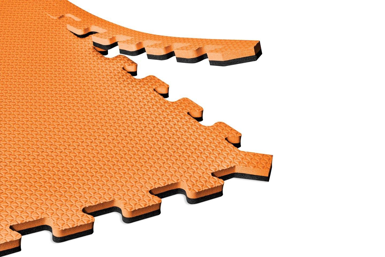 Norsk Truly Reversible 1//2 Foam Mats EVA Foam Interlocking Tiles