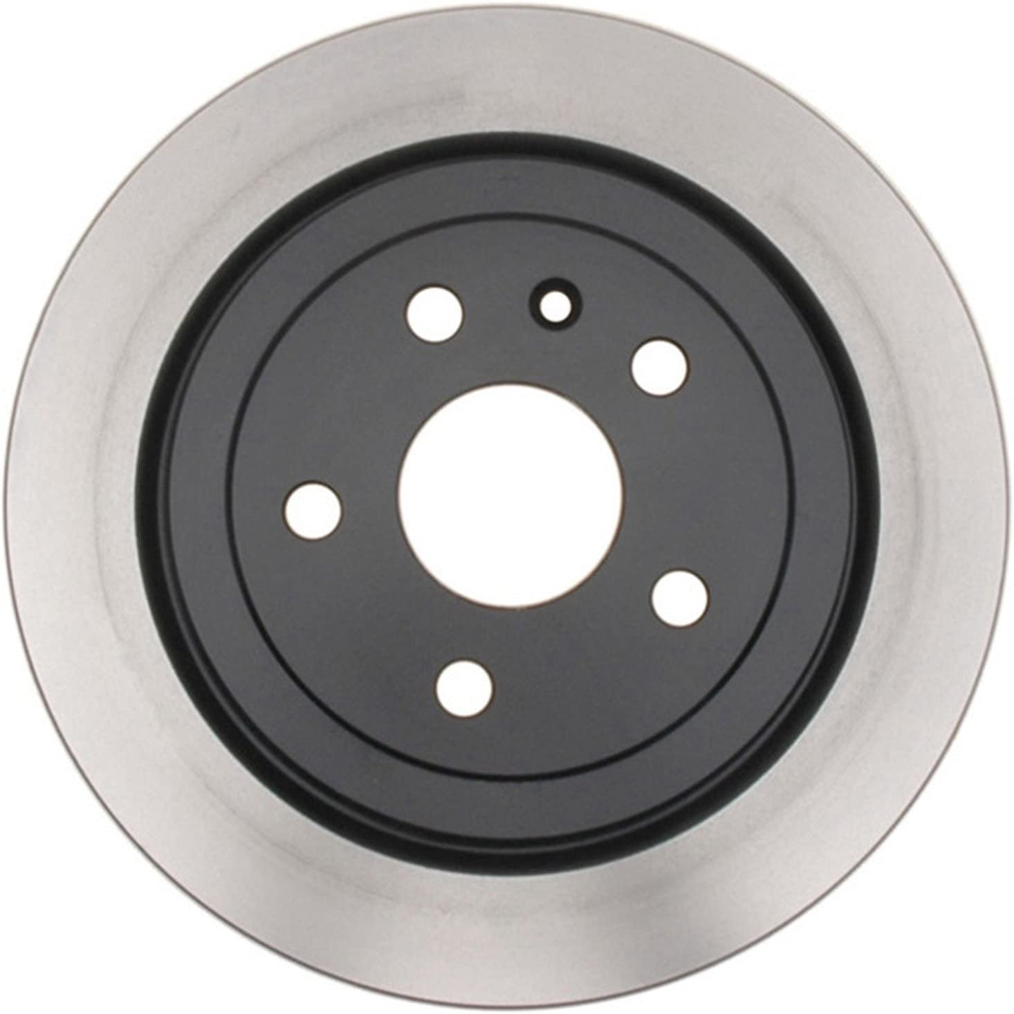 ACDelco 18A2694 Professional Rear Drum In-Hat Disc Brake Rotor