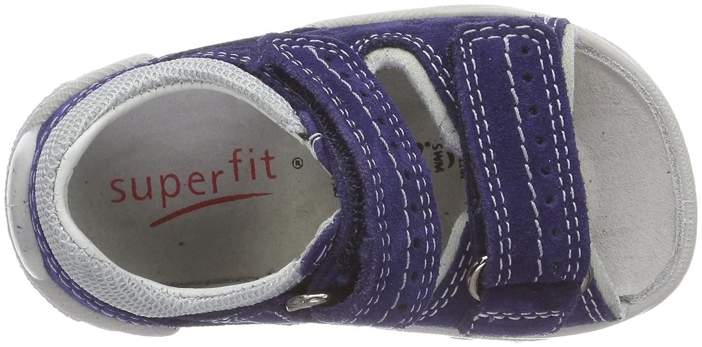 Superfit Baby Boys Flow Sandals 5.5 UK 5.5 UK Blau Nautic Kombi