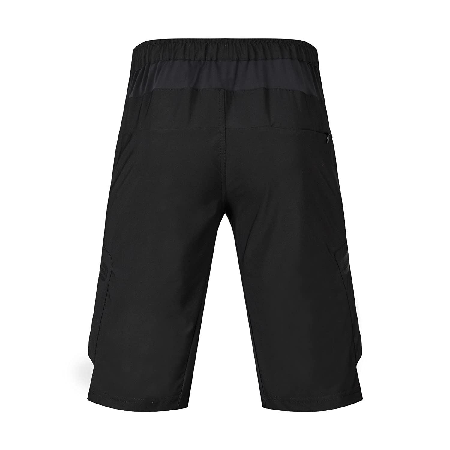 Ynport Mens Waterproof Loose Fit Breathable Shorts Mountain Bike Cycling Pants A1997