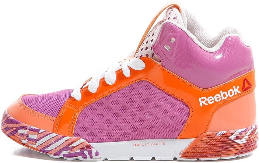 REEBOK Women Dance Urtempo MID 2.0 Sneaker Tanzen Freizeit knöchelhoch berry 39