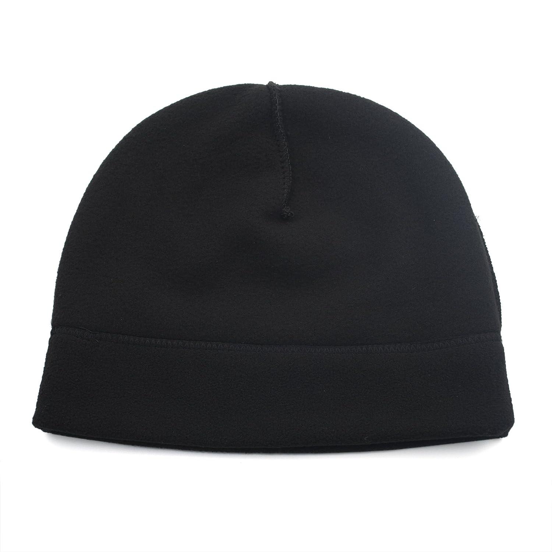 Opromo Mens Fleece Hat Lightweight Soft Warm Winter Beanie Skull Cap 9 Colors