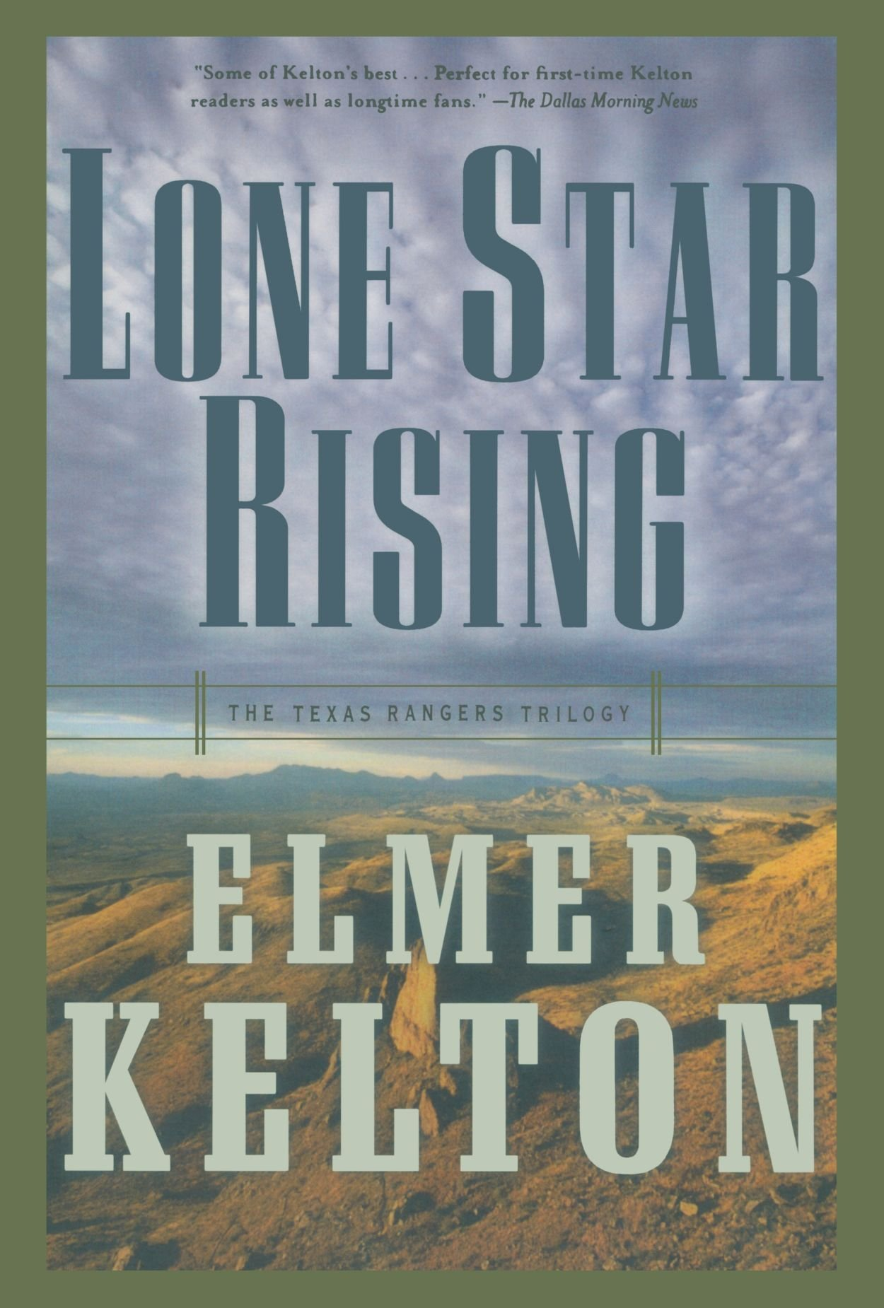 Lone Star Rising Rangers Trilogy product image