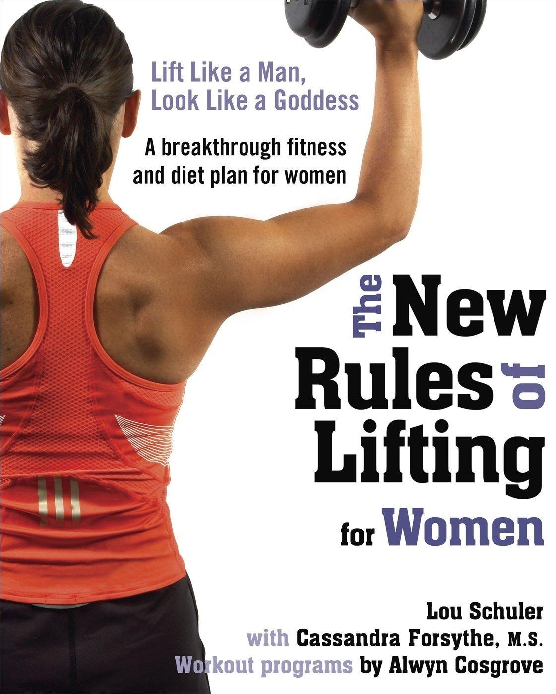 New Rules Lifting Women Goddess product image