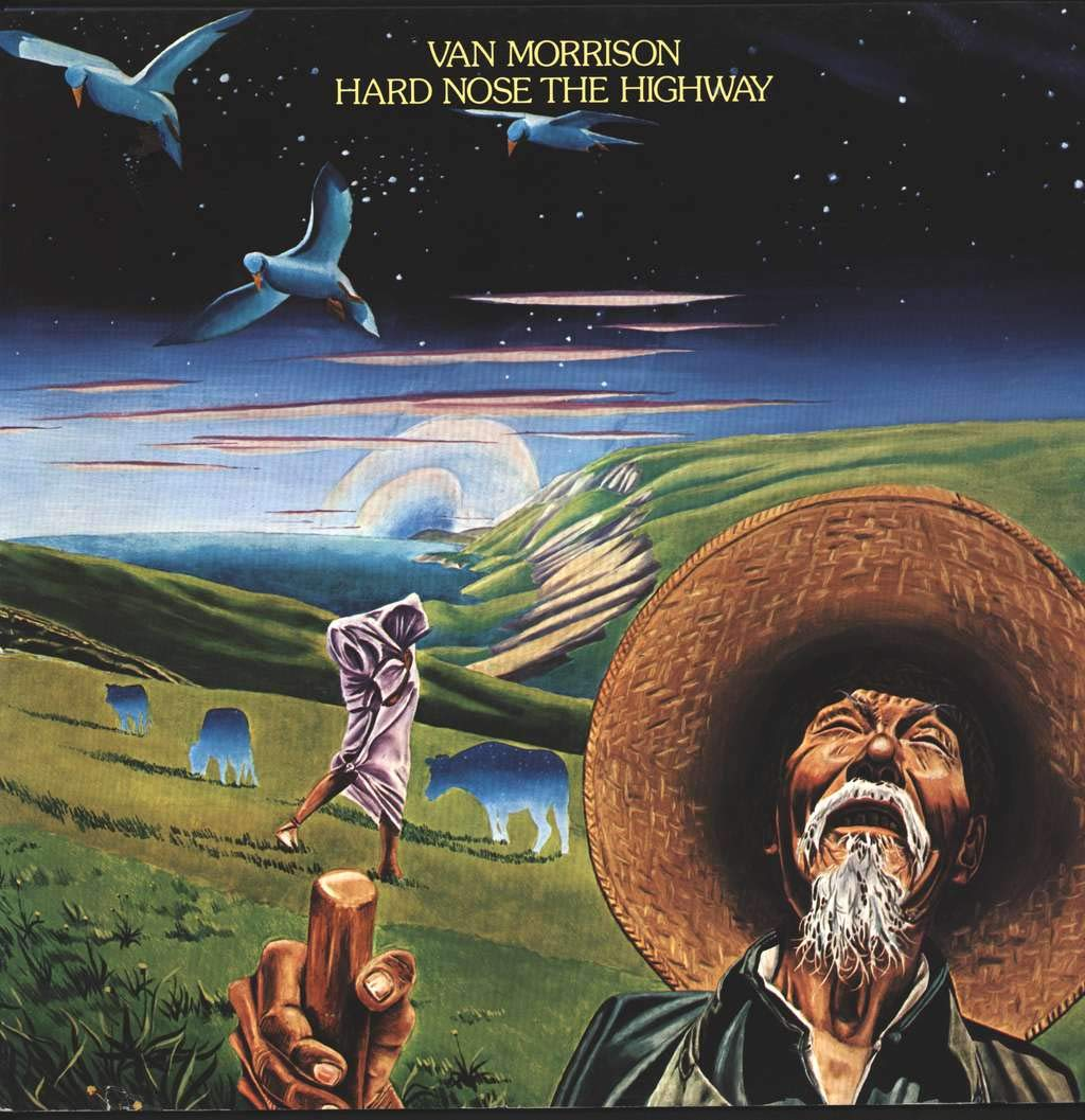 Hard nose the highway cd